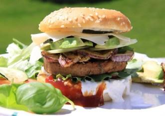 gli hamburger vegetali di carne finta non sono salutari