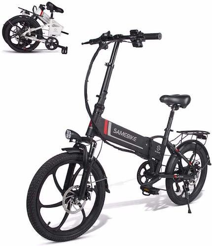 xcby-bici-elettrica-pieghevole-amazon