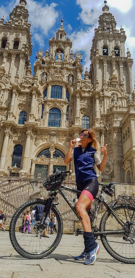 cammino-santiago-bici-cattedrale