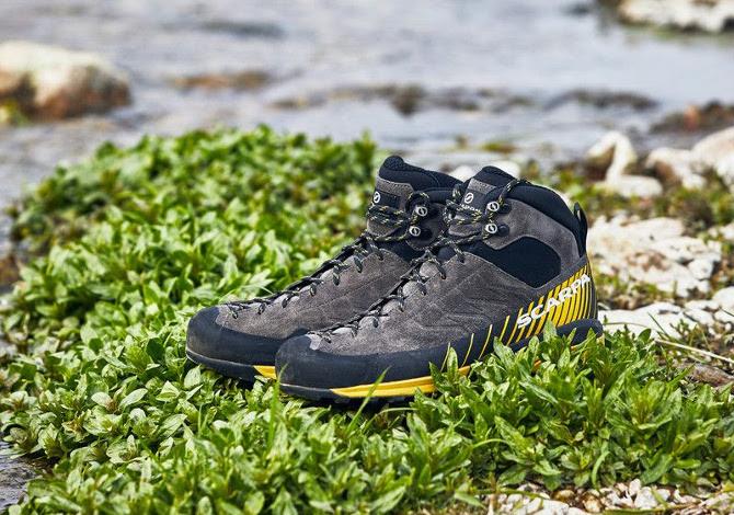 Scarpa Mescalito, perfetta per le camminate in montagna d'estate