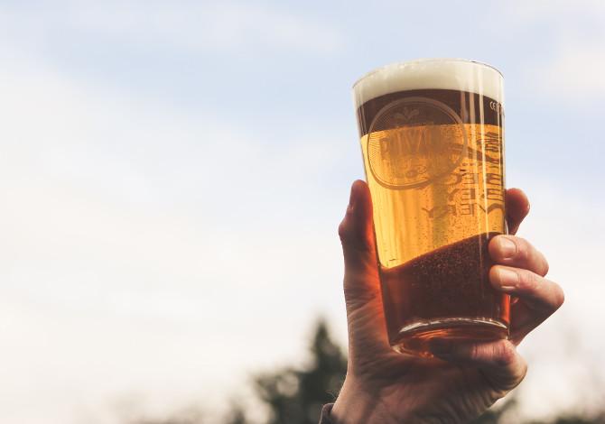 La birra è il miglior integratore dopo lo sport