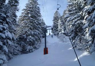 Dove sciare gratis: a Télégiettes, nel Vallese Svizzero