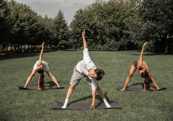 Esercizi per tenersi in forma i 5 che bastano