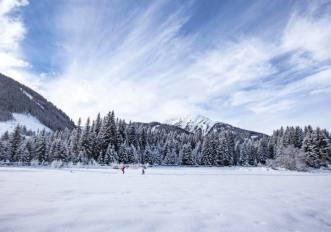 Tirolo nell'inverno 2020
