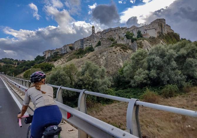 Molise in bicicletta - Seconda tappa