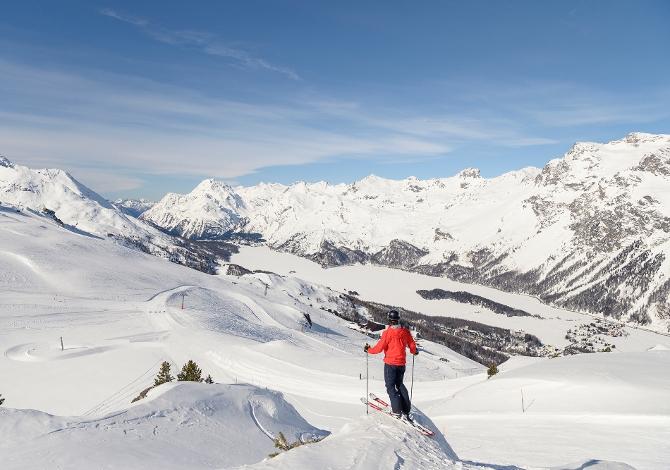 St. Moritz stagione invernale 2020: impianti aperti il 28 novembre
