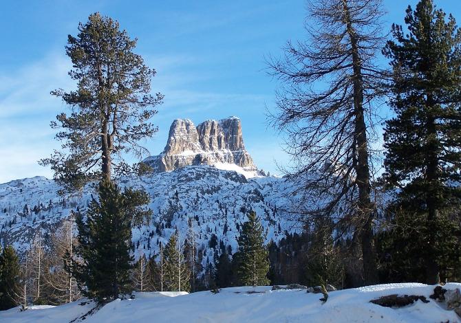 3 bellissime passeggiate in montagna in Veneto in inverno