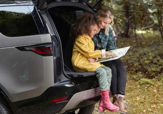 Nuovo Land Rover Discovery