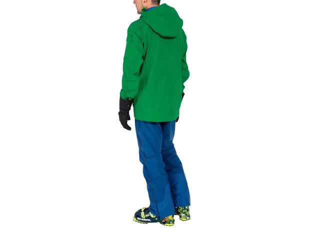 Vaude Back Bowl 3L Jacket III e Pants IV: il duo da scialpinismo ecocompatibile