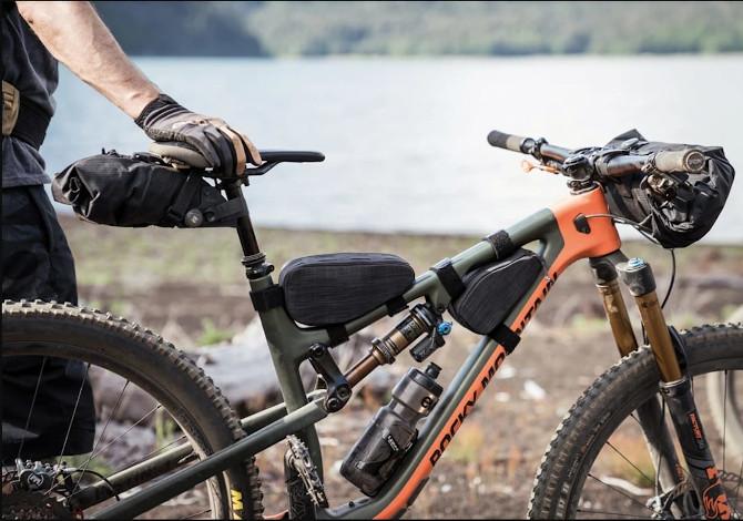 Borse bikepacking EVOC