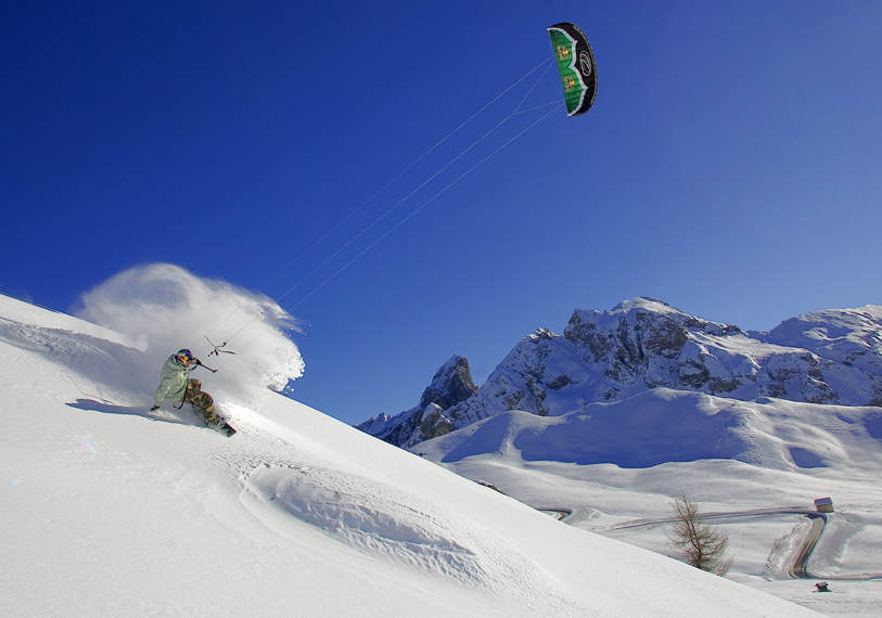 Cortina Snowkite Contest 2021