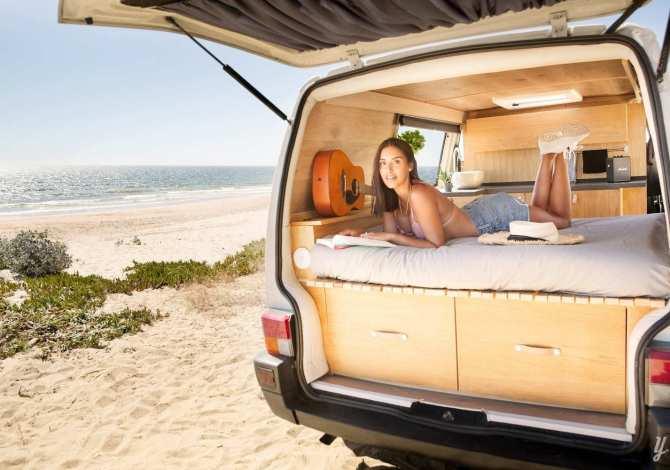 Anche il 2021 sarà l'anno delle vacanze in camper