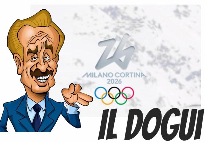 Il Dogui mascotte di Milano-Cortina2026