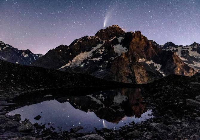 Courmayeur di notte: gli appuntamenti con le escursioni dopo il tramonto