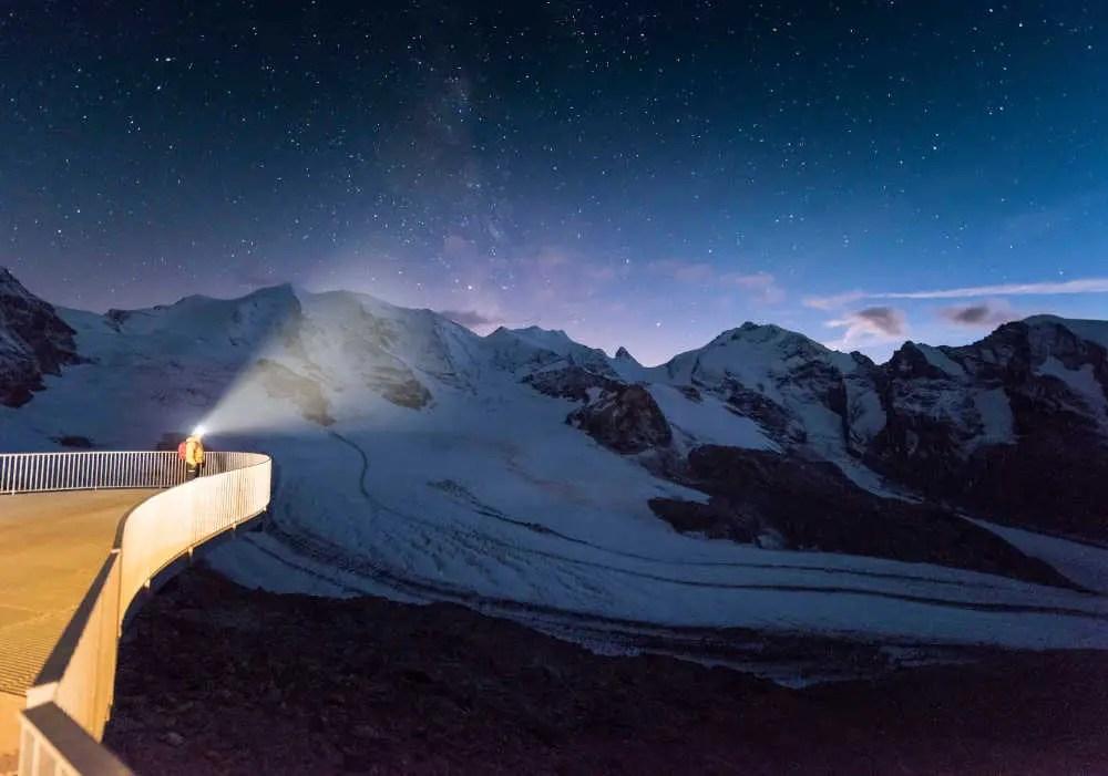 Diavolezza Glacier Experience Trail