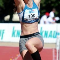 27.8.2016 Kldno ČR sport/ atletika/ MČR juniorů do 22 let foto CPA