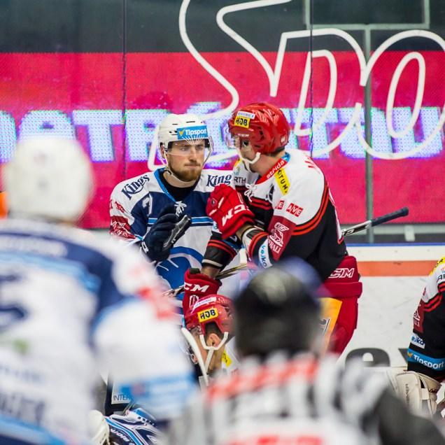 V úterý 25. října 2016 se v plzeňské Home Monitoring Aréně odehrál hokejový zápas 34. kola TipSport Extraligy ledního hokeje mezi celky HC Škoda Plzeň a Mountfield HK. ROMAN TUROVSKÝ