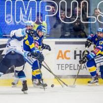 V pátek 3. února 2017 se v plzeňské Home Monitoring Aréně odehrál hokejový zápas 44. kola TipSport Extraligy ledního hokeje mezi celky HC Škoda Plzeň a PSG Zlín. ROMAN TUROVSKÝ