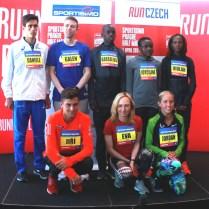31.3.2017 / Praha / sport/ pulmaraton / TK k prazskemu pulmaratonu/ foto CPA