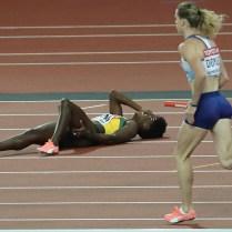 132.8.2017. Londyn/ sport/ atletika/ MS Londyn/ Foto CPA