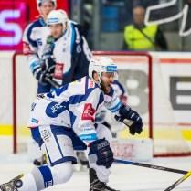 V neděli 8. října 2017 se v plzeňské Home Monitoring Aréně odehrál hokejový zápas 11. kola TipSport Extraligy ledního hokeje mezi celky HC Škoda Plzeň a HC Kometa Brno. ROMAN TUROVSKÝ