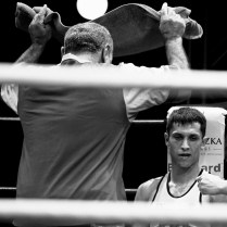 22.11.2017 m/ Praha / sport / box/ Ceska republika / Cuba / foto CPA