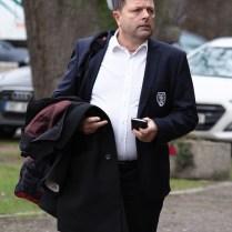 10.12:2017 / Nymburk / sport/ fotbal/ Druhý pokus o zvolení nového šéfa českého fotbalu. Souboj Malíka s Fouskem má reprízu. FOTO CPA