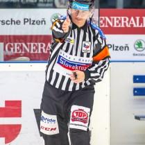 Ve středu 20. prosince 2017 se v plzeňské Home Monitoring Aréně odehrál hokejový zápas 31. kola TipSport Extraligy ledního hokeje mezi celky HC Škoda Plzeň a HC Sparta Praha. ROMAN TUROVSKÝ