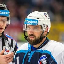 V neděli 7. ledna 2018 se v plzeňské Home Monitoring Aréně odehrál hokejový zápas 31. kola TipSport Extraligy ledního hokeje mezi celky HC Škoda Plzeň a Bílí Tygři Liberec. ROMAN TUROVSKÝ