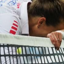 9.2.2018 / Praha / CR / Sport / Tenis / FED CUP / CESKO / SVYCARSKO/ Foto CPA