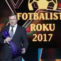 19.3.2018 Praha / sport/ fotbal/ vyhlaseni fotbalista roku 2017 / FOTO CPA
