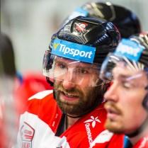 Ve čtvrtek 15. března 2018 se v plzeňské Home Monitoring Aréně odehrál 1. zápas čtvrtfinále Generali Play off Tipsport Extraligy ledního hokeje mezi celky HC Škoda Plzeň a HC Olomouc. ROMAN TUROVSKÝ