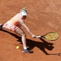 30.4.2018 Praha / sport / tenis /J&T Banka Prague Open/ FOTO CPA