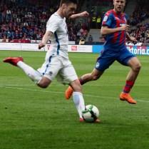 15.4.2018/ Plzen / sport / fotbal/ HET liga/ FC VIKTORIA PLZEN / AC SPARTA PRAHA / FOTO CPA