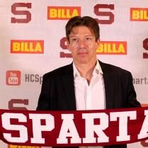 2.5.2018 / Praha / sport / hokej / UWE KRUPP / novy trener HC Sparta/ FOTO CPA