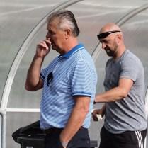 17.7.2018 / Praha / sport / fotbal/ rozhodci / Testy rozhodcich pred sezonou sleduje Jozef Chovanec/ FOTO:CPA