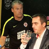 17.7.2018 / Praha / sport / fotbal/ nove dresy AC Sparta a TK Hapal , Otava, Sural FOTO:CPA