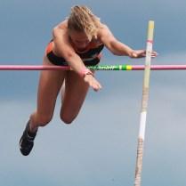 19.6.2016 Tabor MČR v atletice Amálie Švábíková skok o tyči FOTO CPA
