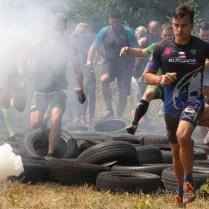 21.7.2018 Praha / sport / aktualita / extremní sporty/ Army RUN Vitkov/ FOTO CPA