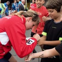 24.8.2018 /ME /atletika /Berlin /handicap / Luxova Anna vrh kouli Foto CPA