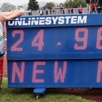 23.9.2018 Jablonec nad Nisou sport atletika MCR mistrovství Ceske republiky zaku a zakyn FOTO CPA