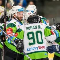 V pátek 28. prosince 2018 se v Karlovarské KV Aréně odehrál hokejový zápas 30. kola TipSport Extraligy ledního hokeje mezi celky HC Energie Karlovy Vary a PSG Berani Zlín. ROMAN TUROVSKÝ