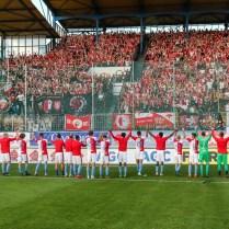 Druhé kolo FORTUNA Ligy 2019/2020 FK Teplice vs Slavia Praha 1:5 (0:3)