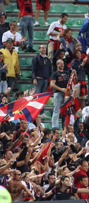 Genoani a Udine