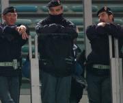 Polizia allo stadio