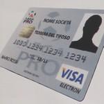 Tessera o carta di credito