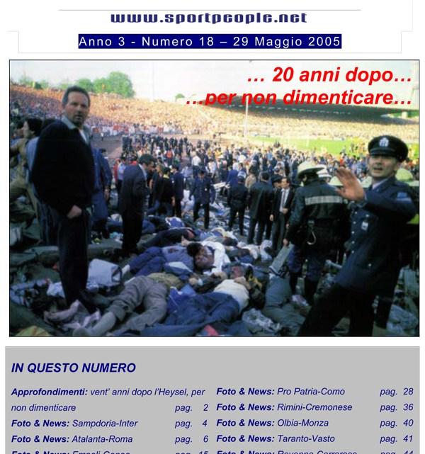 Copertina n° 2005-19