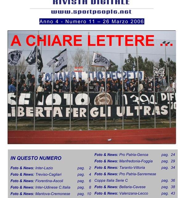 Copertina n° 2006-11