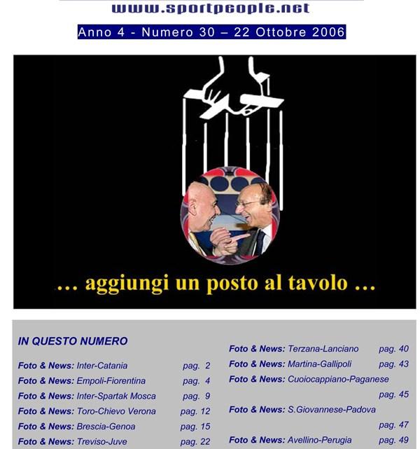 Copertina n° 2006-30