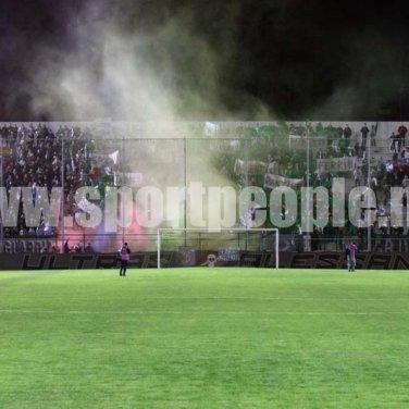 Alessandria-Spal 0-0, Lega Pro 2/A 2013/14